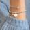 KAYA sieraden Armband Cute Balls 'Eigen Handschrift'