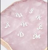 KAYA sieraden Mini Letterbedeltjes