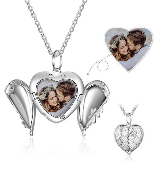 Gepersonaliseerde sieraden Necklace with picture