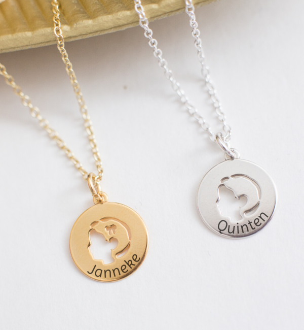 "KAYA sieraden Personalized silver bracelet 'Love you Infinitely "" - Copy - Copy - Copy - Copy - Copy"