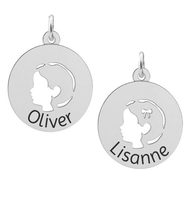 "Sieraden graveren Personalized silver bracelet 'Love you Infinitely "" - Copy - Copy - Copy - Copy"
