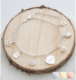 KAYA sieraden Silver charms (front of chain or bracelet) - Copy