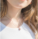 KAYA sieraden Silver children's necklace 'angel' - Copy - Copy