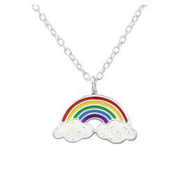 KAYA sieraden Kinderketting 'Rainbow'