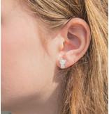 KAYA sieraden Silver earrings 'Santa' - Copy - Copy - Copy - Copy - Copy - Copy - Copy - Copy - Copy
