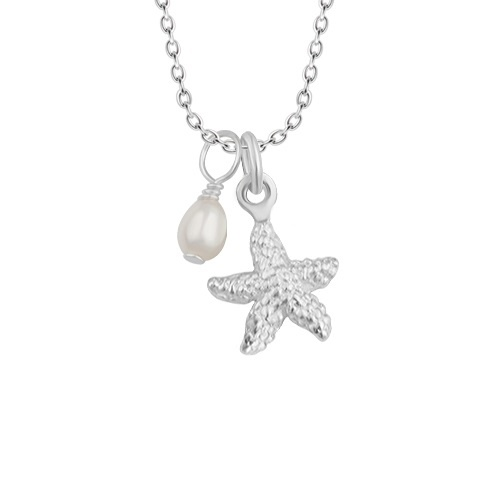 KAYA sieraden Necklace 'Starfish'