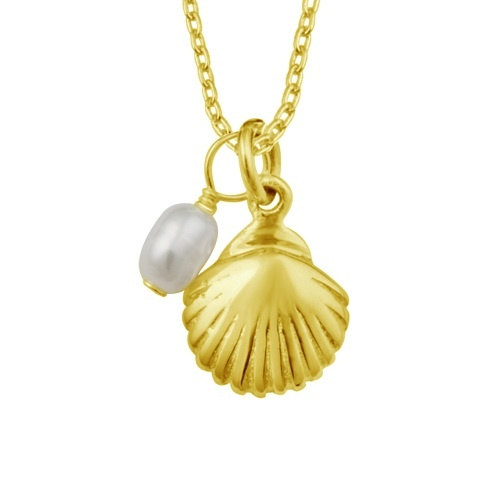 KAYA sieraden Necklace 'Sea Shell'