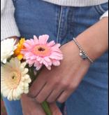 KAYA sieraden Armband 'Cute Balls' van Roestvrij Staal