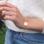 Sieraden graveren Twee zilveren armband 'Sweetheart' met gravure