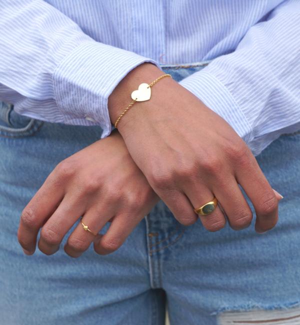 KAYA sieraden Bracelet with own handwriting - Copy