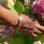 Sieraden graveren Slavenarmband met Dubbele Gravure 'Personal'