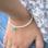KAYA sieraden Armband 'Geboortesteentje'