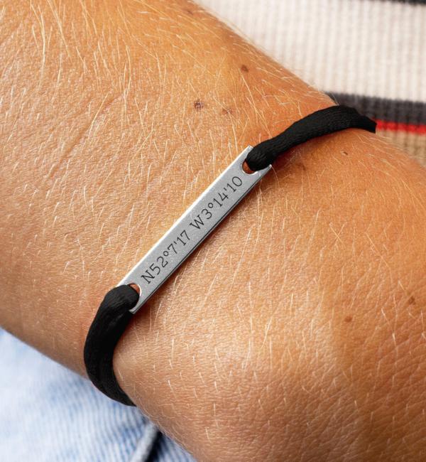 KAYA sieraden Personalised Disc Bracelet - Copy