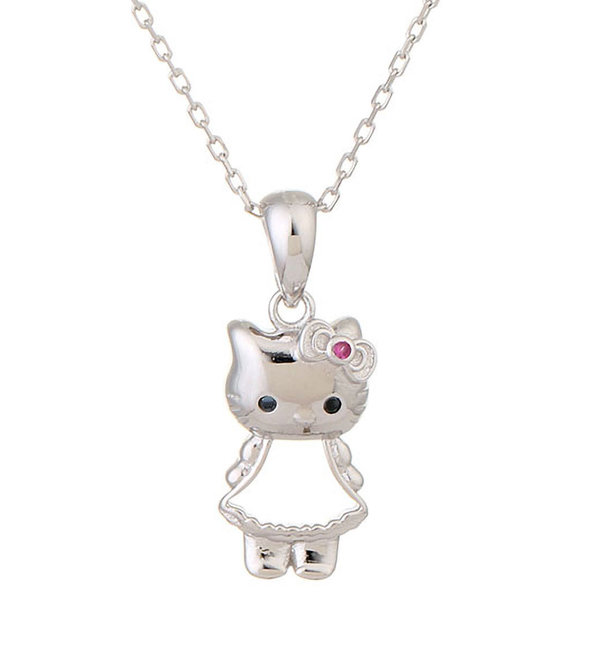 KAYA sieraden Silver children's necklace 'angel' - Copy - Copy - Copy - Copy