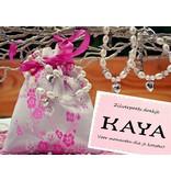 KAYA GrandMa & Mom & Me set 'Princess' with heart