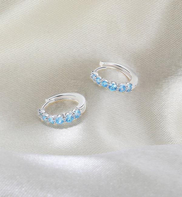 KAYA sieraden Silver earrings kids 'Feathers' - Copy - Copy - Copy - Copy - Copy - Copy - Copy - Copy