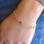 Sieraden graveren Armband met Geboortestenen