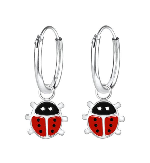 KAYA sieraden Silver childrens earrings - Copy - Copy - Copy - Copy - Copy - Copy
