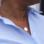 Sieraden graveren Silver Necklace '' Disc & Swarovki® Birthstone ' - Copy - Copy - Copy - Copy - Copy