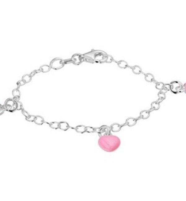KAYA sieraden Infinity Silver Bracelet 'Necklace' - Copy - Copy - Copy - Copy