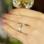 Sieraden graveren Gepersonaliseerde Ring met Gravure