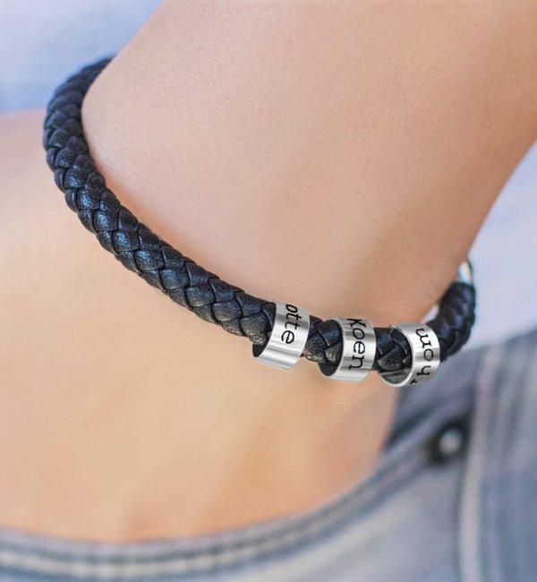 Sieraden graveren Personalized bracelet - stainless steel