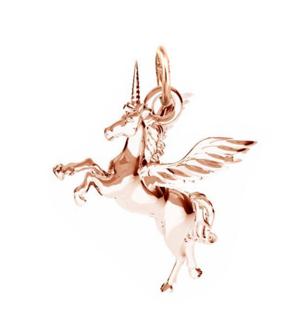 KAYA sieraden Unicorn bedel I Kies de kleur