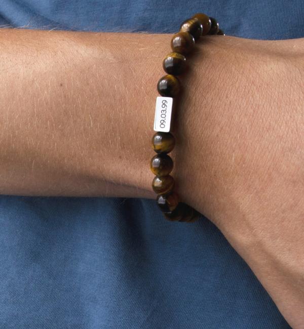 Sieraden graveren Personalized bracelet - stainless steel - Copy - Copy - Copy - Copy - Copy - Copy - Copy - Copy