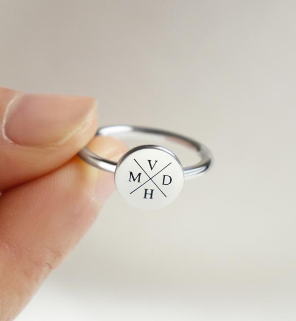 Sieraden graveren Bracelet with own handwriting - Copy - Copy - Copy - Copy - Copy - Copy - Copy