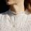 KAYA sieraden Silver necklace with engraving charm 'Tiffany style' - Copy - Copy - Copy - Copy - Copy - Copy - Copy - Copy