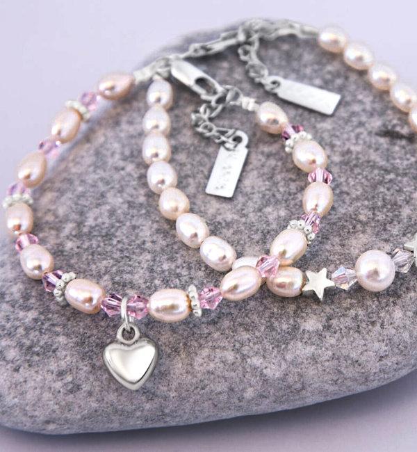 Sieraden graveren Faith bracelet 'Personalize'