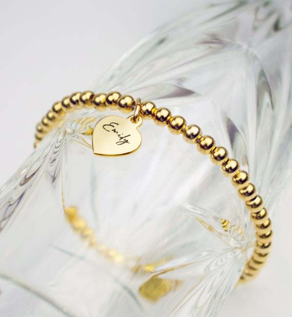 KAYA sieraden Bracelet with own handwriting - Copy - Copy - Copy - Copy