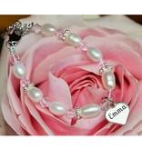 KAYA Name charm bracelets ★ ★ for at