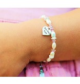 KAYA sieraden ★ communion charms for a bracelet ★