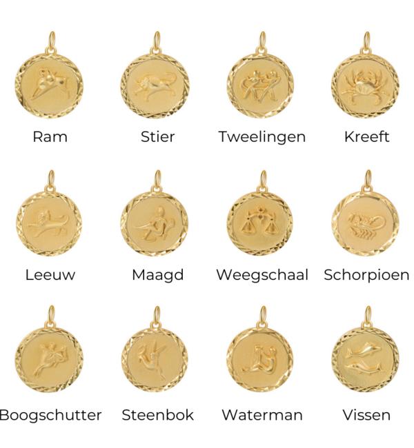 Sieraden graveren Subtle Necklace with Initals - Copy - Copy - Copy - Copy