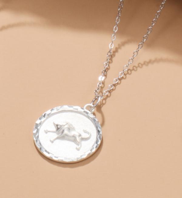 Sieraden graveren Subtle Necklace with Initals - Copy - Copy