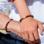 Sieraden graveren Armbanden Set Papa & Zoon met Tijgeroog Kralen