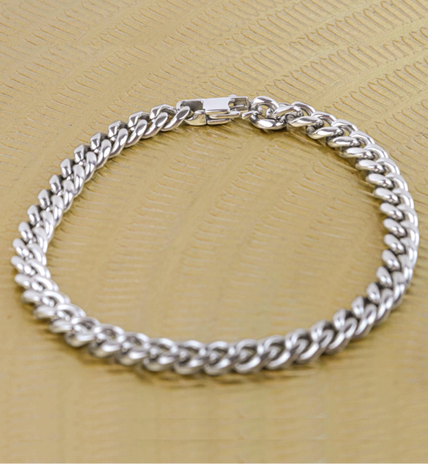 KAYA sieraden Black bracelet for men 'Leather' - Copy - Copy