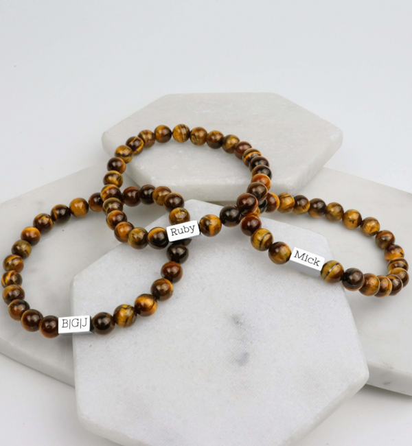 KAYA sieraden Personalized bracelet - stainless steel - Copy - Copy - Copy - Copy - Copy - Copy - Copy - Copy - Copy