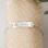 KAYA sieraden Silver graveerarmbandje 'Cute' - Copy