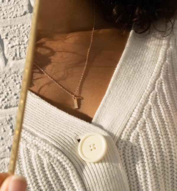 KAYA sieraden Silver Necklace '' Disc & Swarovki® Birthstone ' - Copy - Copy - Copy - Copy