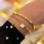 KAYA sieraden Jasseron Bedelarmband met Gravure - Stel samen