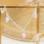 KAYA sieraden Babyarmband met 3 Roze Hartjes  I Sterling Zilver