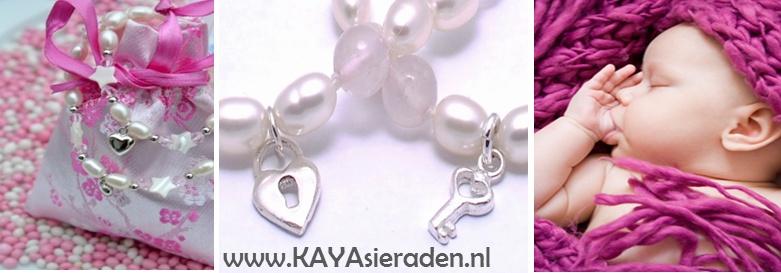 Zilveren babysieraden, Nú online te bestellen!