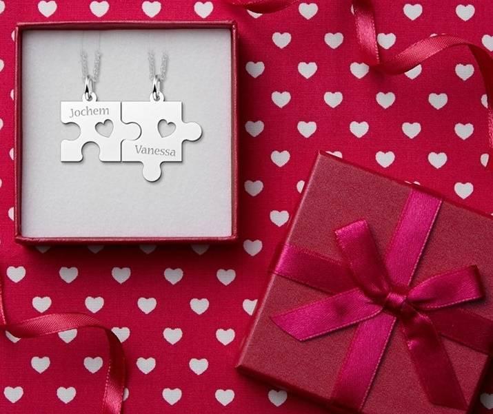 Hartveroverende Valentijn Sieraden