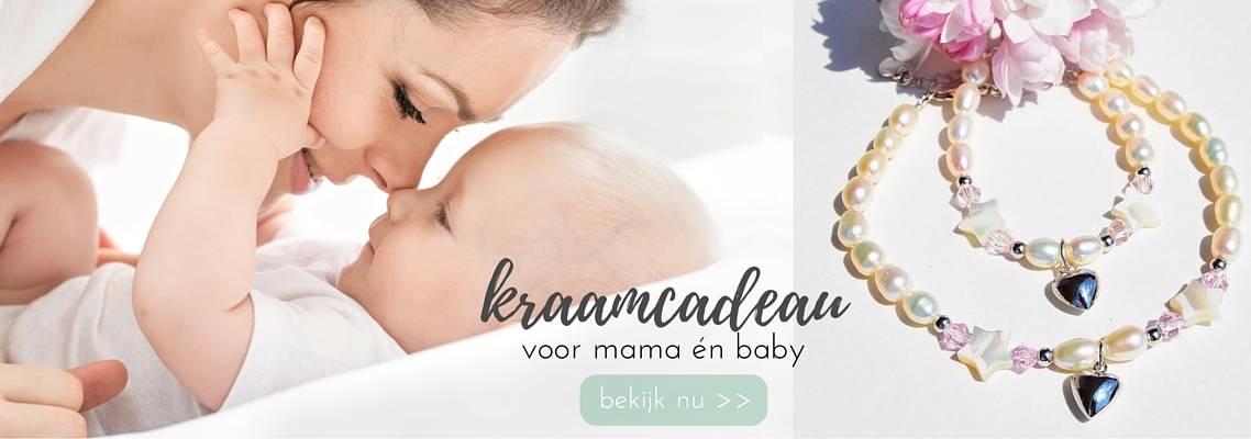kraamcadeau mama en baby