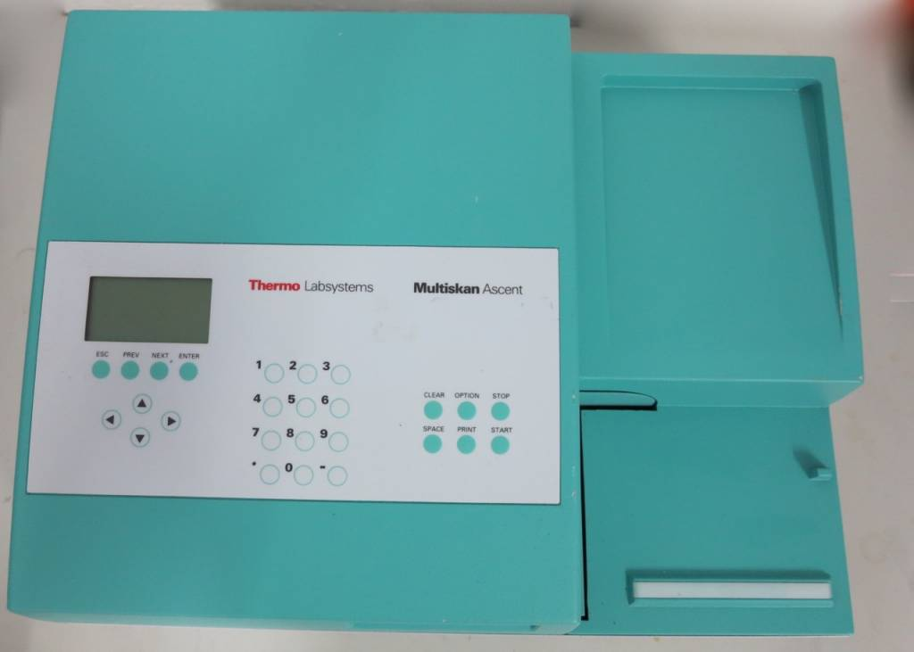 Thermo Scientific Thermo Multiskan Ascent Platereader