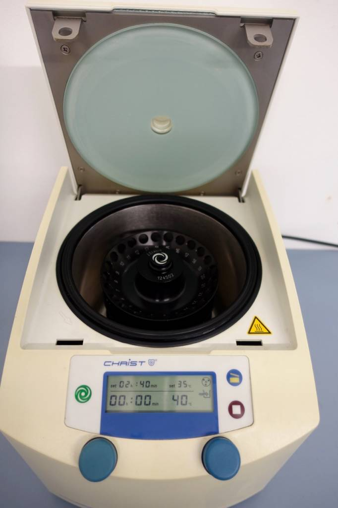 Christ GmbH Christ RVC 2-18 Vacuum Concentrator