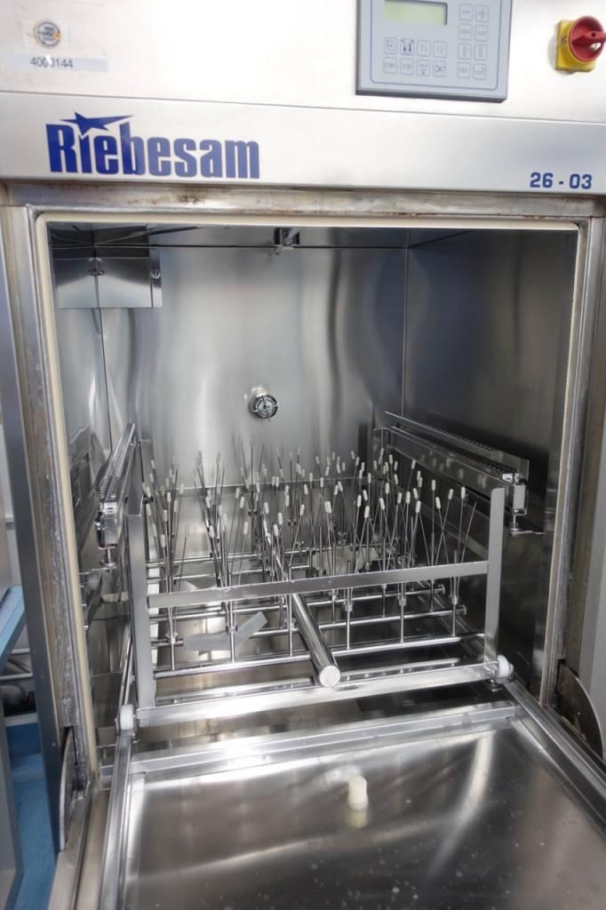 Riebesam Riebesam 26-03 Reinigungsautomat