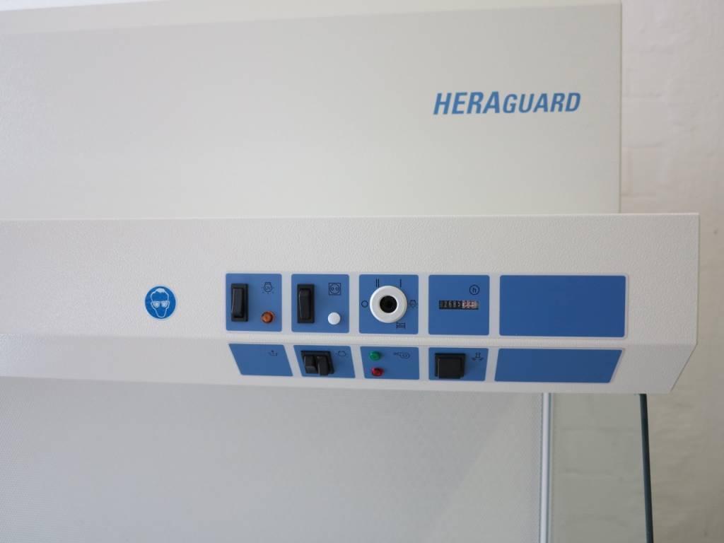 Thermo Scientific Thermo Heraguard HPH18 Reine Werkbank